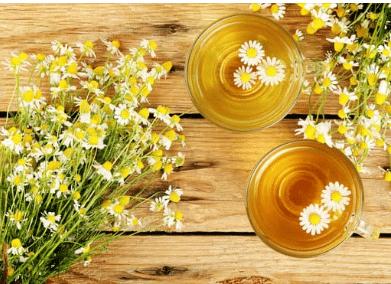 Chamomile tea | Different types of tea