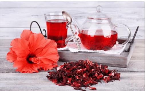 Hibiscus tea | health-promoting advantages of tea
